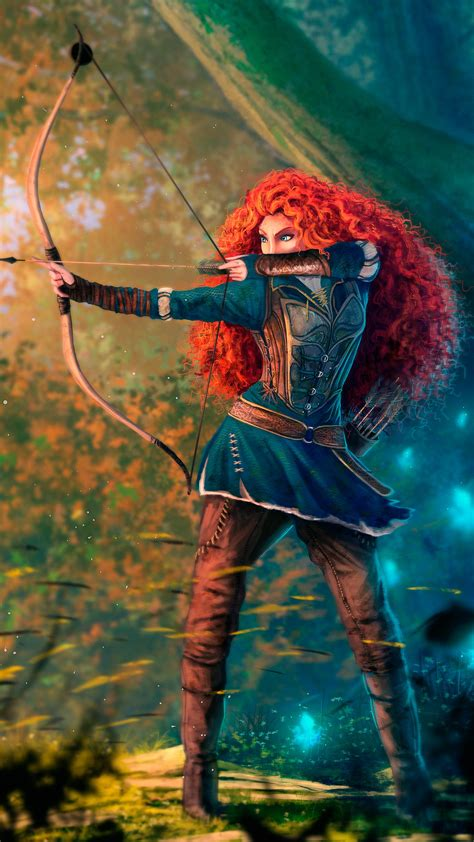princess merida wallpapers hd wallpapers id