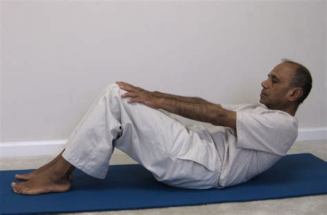 boat pose preparation strengthen core muscles with boat pose yoga with subhash
