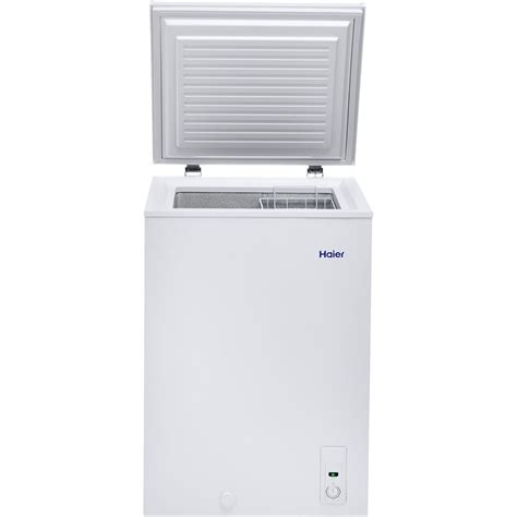 Chest Freezer Merk Sharp hfc3501acw haier appliance 3 5 cu ft chest freezer white