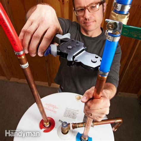 pex piping       family handyman