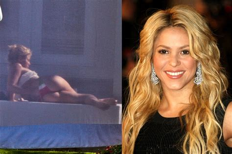 Shakira Sedere by Lato B Speciale Vogue It