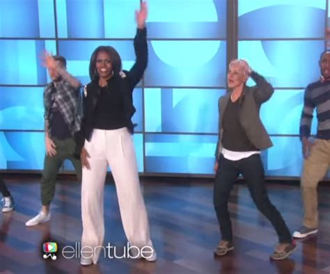 dick swing dance watch michelle obama dance to uptown funk with ellen