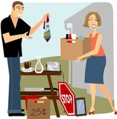selling used couches garage sale academy increase garage sale profits with