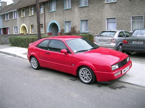volkswagen corrado supercharged 1991 volkswagen corrado 2 dr supercharged hatchback pic