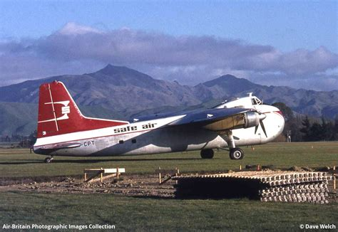 aviation photographs of bristol 170 freighter mk 31e abpic