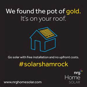 nrg home solar what s your earth hour power the soft landing 174