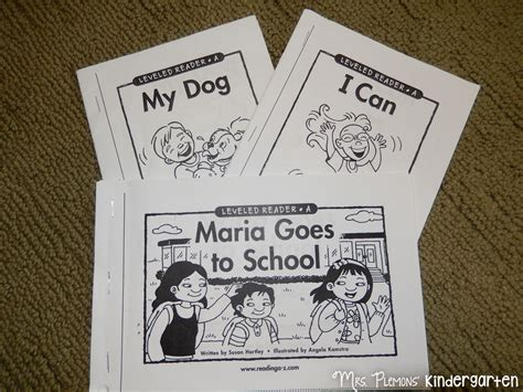 printable leveled readers ultimate guide to using emergent reader books mrs