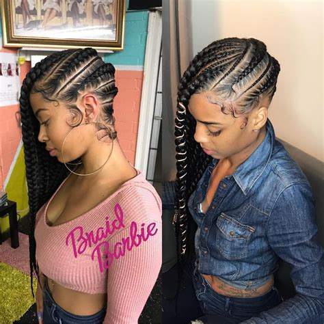 lemonade braids style 05 hair style black girls and that drip so officiall braid barbie pink lemonade braids