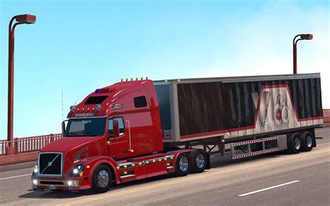 american volvo trucks american truck simulator volvo vnl 670 aradeth