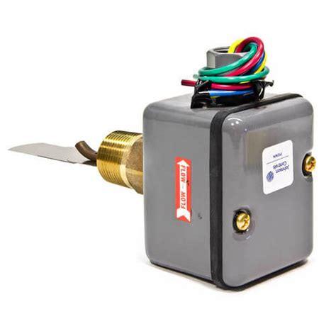 Switch Flow f61lb 1c johnson controls f61lb 1c 1 quot npt flow switch ss paddle