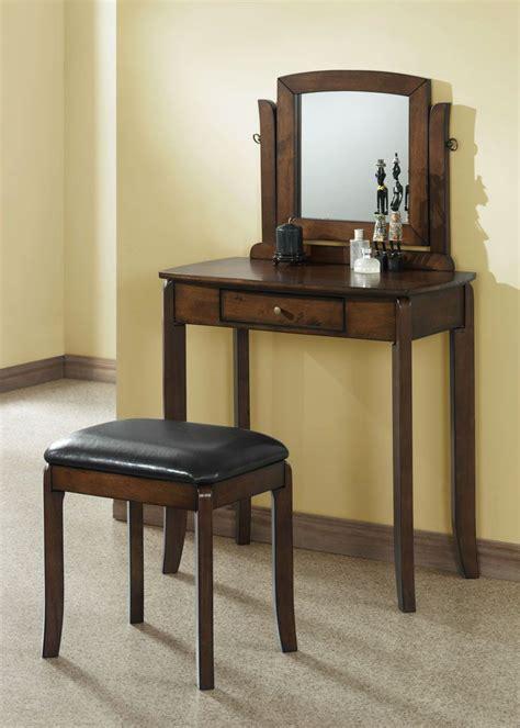 Lorraine Black Vanity Set Bedroom Linon Lorraine Vanity Set Black Home Furniture