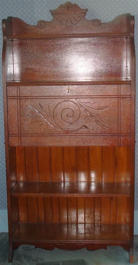 antique drop front secretary desk for sale antique warren brandin jamestown furniture handmade drop