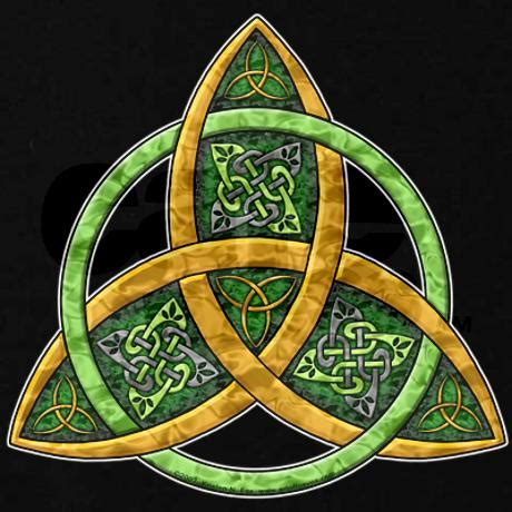 celtic trinity knot tattoo feeling out of balance april fordham