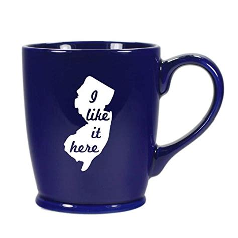 new jersey state colors new jersey solid color coffee mug shop funnewjersey