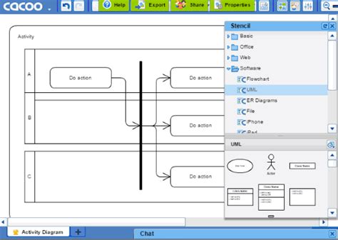 software to draw activity diagram 5 free websites to create uml