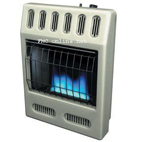comfort glow blue ventless heater