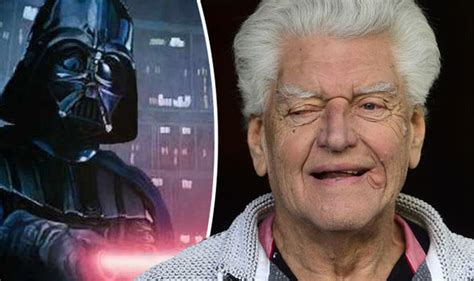 Wears Of David by Wars Darth Vader Icon David Prowse Retires Early