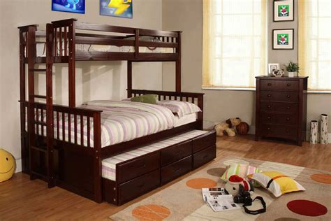 Next Bunk Beds Bunk Bed With Trundle Design Thenextgen Furnitures Bunk Bed With Trundle Ideas