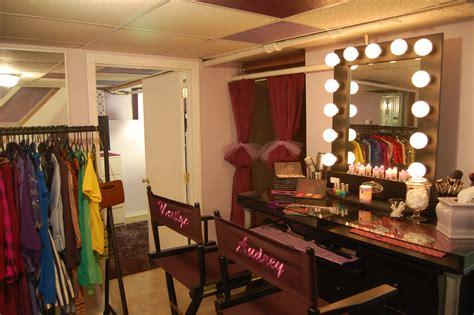 Vanity Makeup Studio by Walk In Closet Dressing Room To Play In
