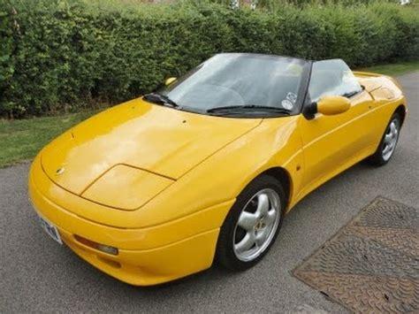 how to work on cars 1994 lotus elan head up display lotus elan s2 turbo 1994 youtube