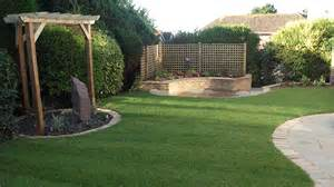 Landscaping Ideas Medium Sized Backyards Landscape Garden Design In Bexhill Medium Size Garden