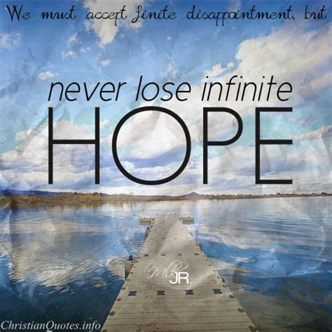 martin luther king jr quotes  hope quotesgram