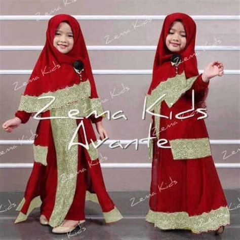 Model Baju Koko Anak Terbaru model baju muslim anak perempuan terbaru untuk lebaran mendatang contoh baju muslimah terbaru