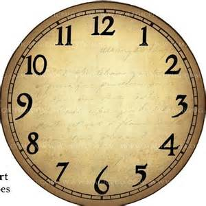 clockface template 1000 images about clocks on blank clock clip