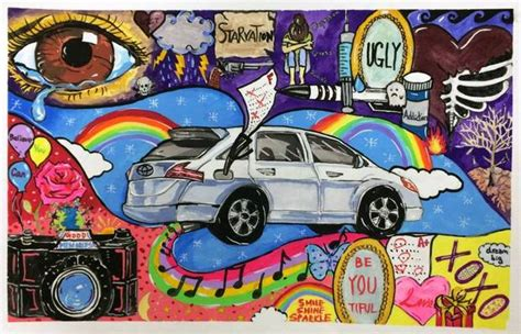 design your dream car toyota in photos dream cars of the future as drawn by children