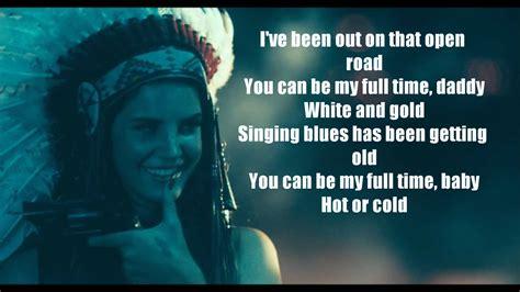 ride lyrics