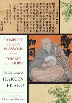 the complete poison blossoms from a thicket of