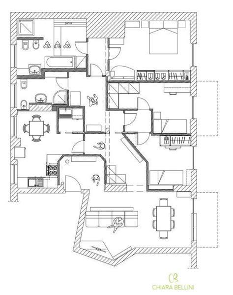 progetto di ristrutturazione appartamento ristrutturare appartamento anni 70