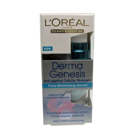 L Oreal Derma Genesis pore primer minimising serum skin care professional