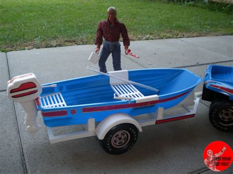 big boat toy toys from the past 42 big jim boat n buggy set 1973