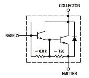 transistor equivalent circuit bd681 n p n transistor complementary pnp replacement pinout pin configuration substitute