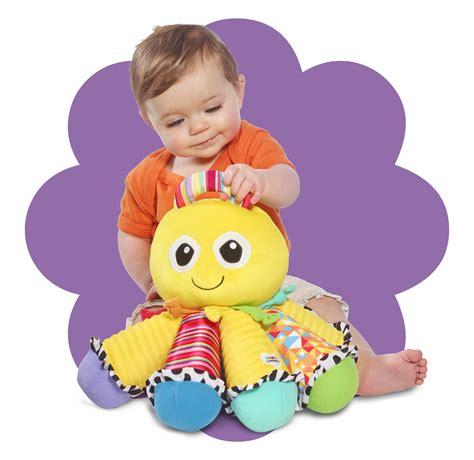 Lamaze Octotunes lamaze octotunes plush animal toys baby