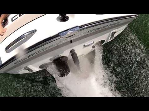 centurion boats cats system new ramfill ballast and cats system transition watersports
