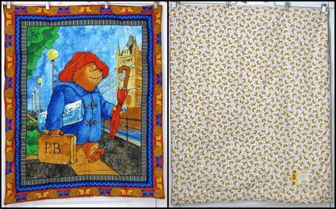 Paddington Quilt by Paddington Quilt Fabric Images