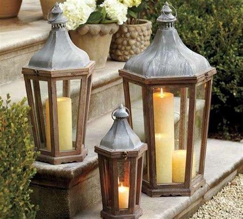 lanterne con candele lanterne natalizie foto design mag