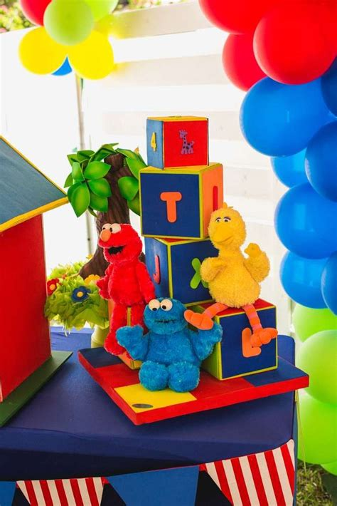 320 best sesame street party ideas images on pinterest