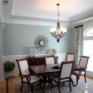 Dining Room Wall Colors The Wall Color Gossamer Blue By Benjamin Want For The Dining Room Paint Ideas