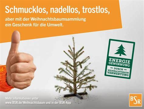wann werden die weihnachtsbäume abgeholt wann werden die weihnachtsb 228 ume abgeholt florakiez