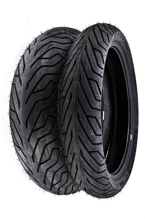 Michelin City Grip 70 90 17 Ban Tubeless Sport michelin city grip scooter front rear tires 110 70 16 150