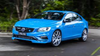 Volvo S60 Price Australia 2016 Volvo S60 V60 Australia Drops Polestars And Prices