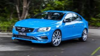 Volvo V60 News 2016 Volvo S60 V60 Australia Drops Polestars And Prices