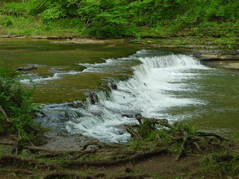 crockett gardens and falls protected areas of crockett county tennessee