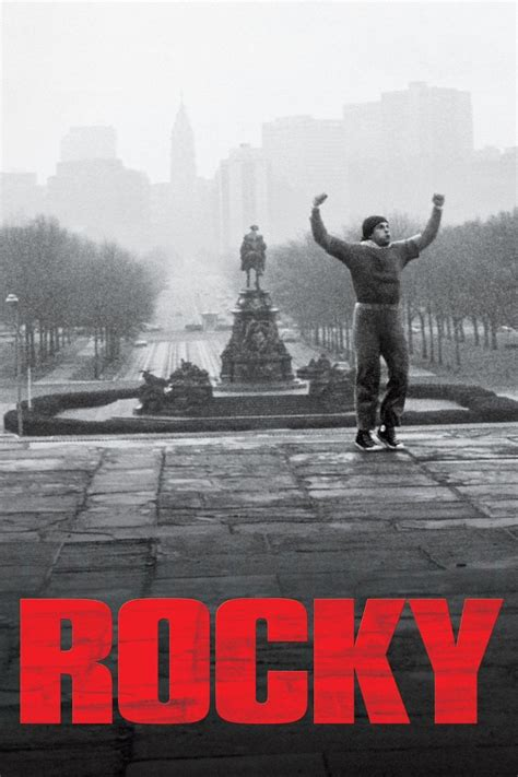 Plakat Rocky by Rocky 1976 Movie Media Pictures Posters Videos
