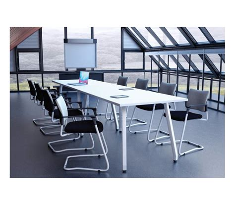 White Boardroom Table White Boardroom Table Meeting Furniture Boardroom Furniture Boardroom Tables Solutions 4