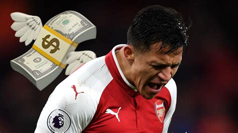 alexis sanchez pay per week arsenal january transfer news all the latest rumours