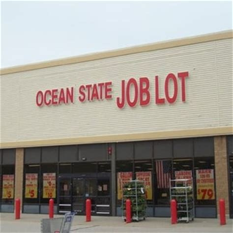 Ocean State Job Lot   Pound Shops   1328 Hooksett Rd